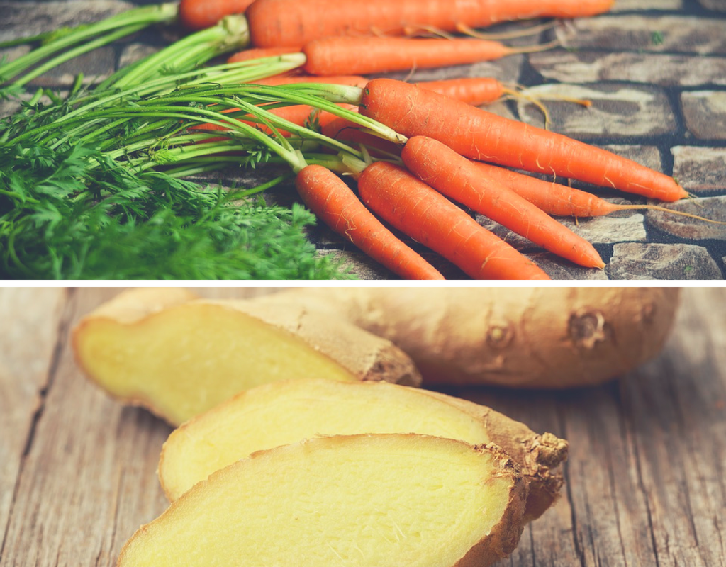 How To Make Ginger Carrot Salad Dressing