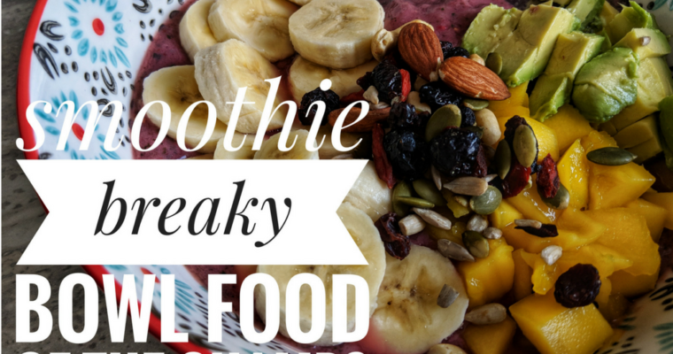 Smoothie Breaky Bowl | Brunch Ideas