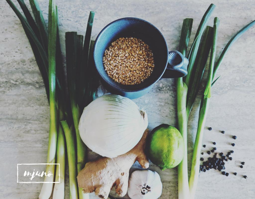 Healthy Arroz Caldo | Steel Cut Oats Goto | Filipino Cuisine