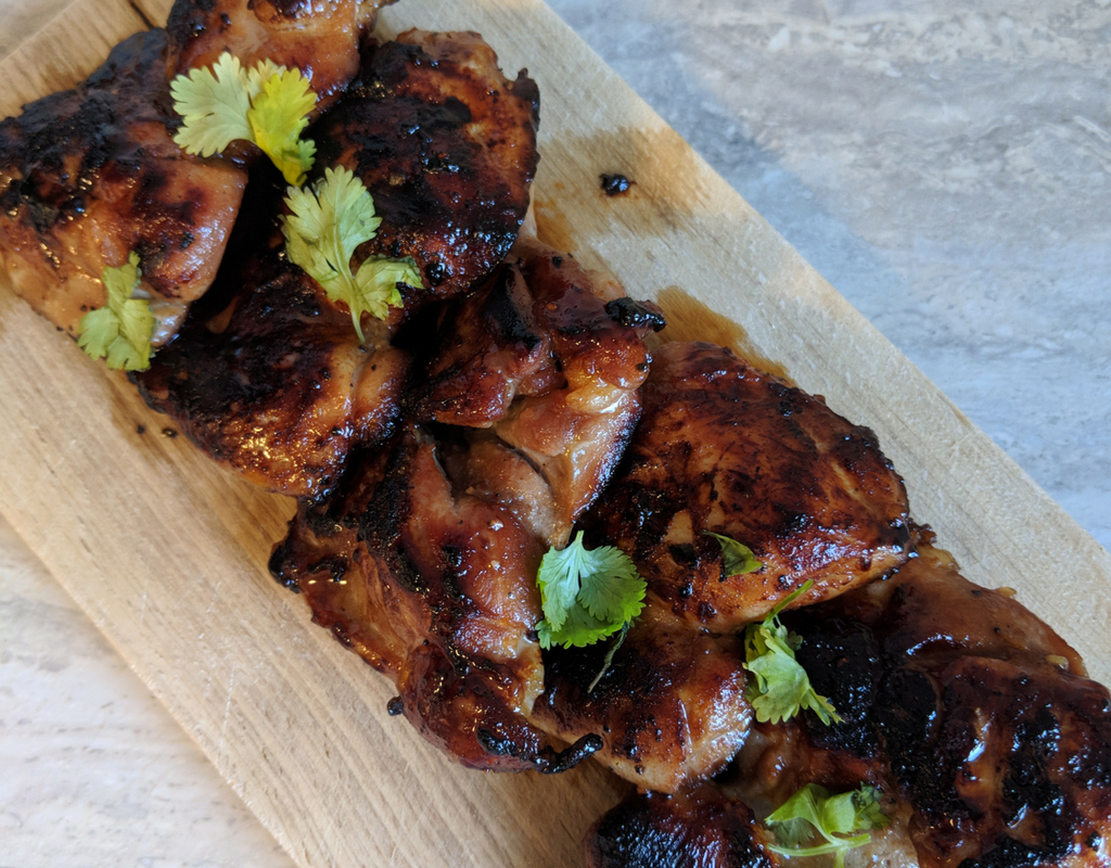Easy Honey Chicken Marinade | Pan Fried or Grilled