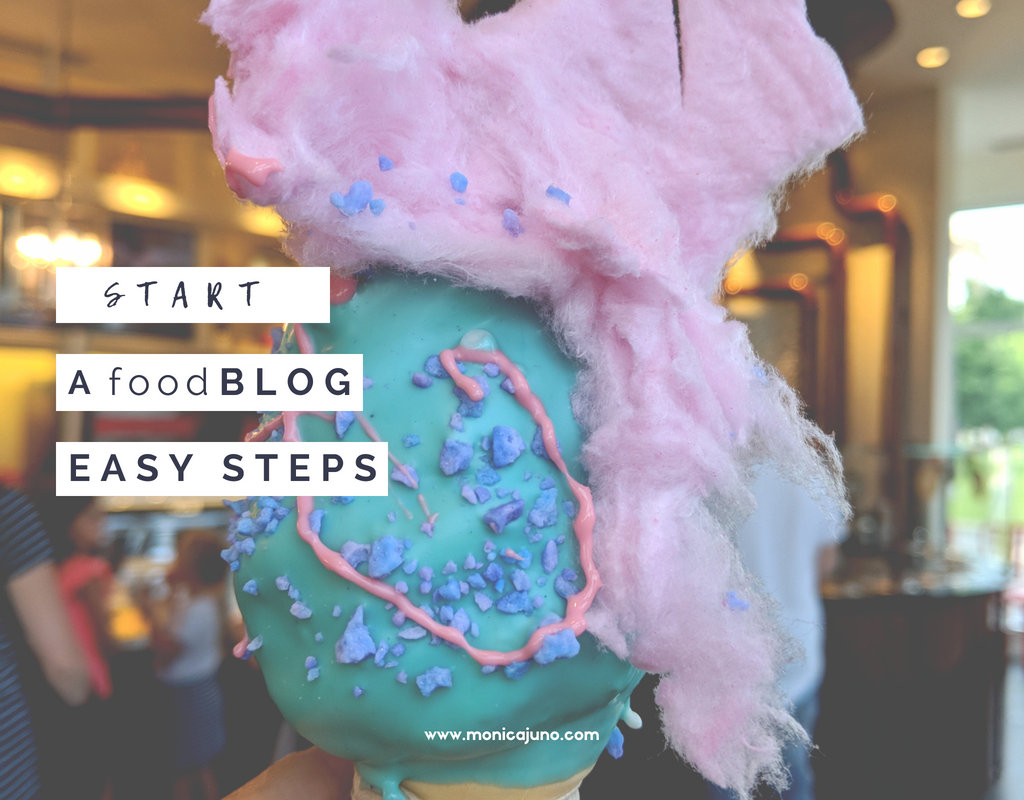 How To Start A Food Blog | 3 Easy Steps To Get You Started With Your Blog